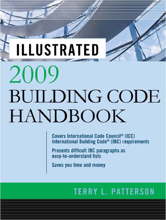 Illustrated 2009 Building Code