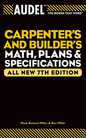 Math, Plans & Specifications