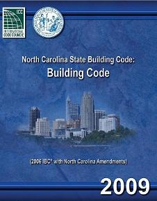 Строительный Кодекс Северной Каролины