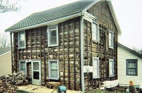 Внешняя отделка каркасного дома