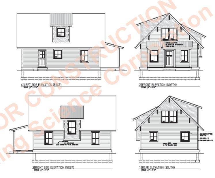 Проектная документация газоснабжения индивидуального жилого дома.