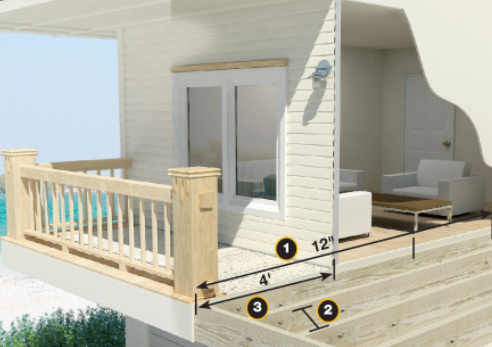 проектирование балкона