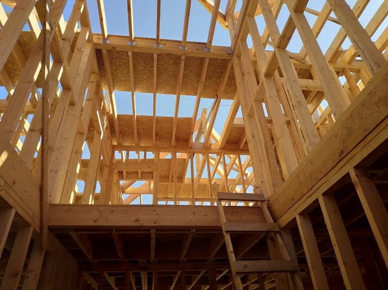 Строю дом из бруса 100х100