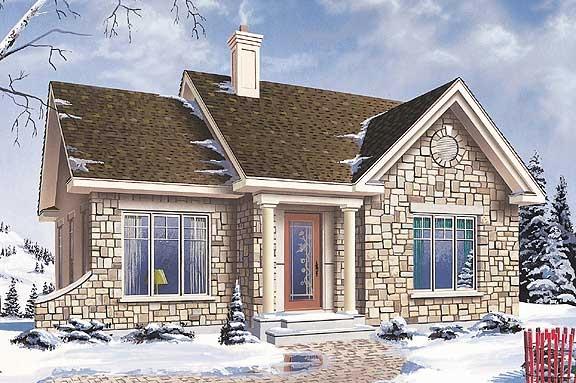 Проект каркасного дома Миннесота